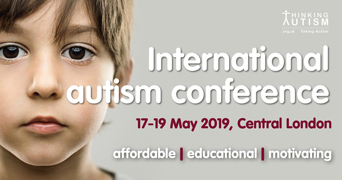 2019 Autism Conference, London UK: event location